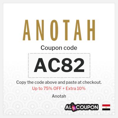 Anotah online store | Anotah coupon codes & discounts 2021