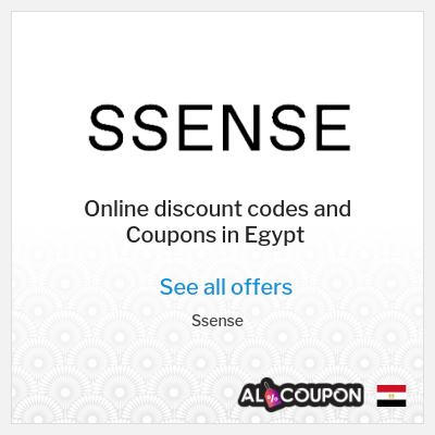 Ssense Egypt Online Shopping Advantages