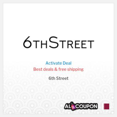 6th street coupon codes Qatar