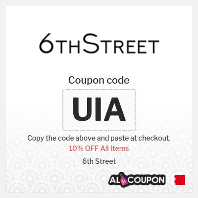 6th street coupon codes Bahrain