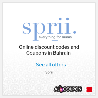 Latest Sprii Discount Codes & Coupons 2020