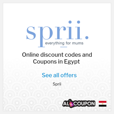 Latest Sprii Discount Codes & Coupons 2021