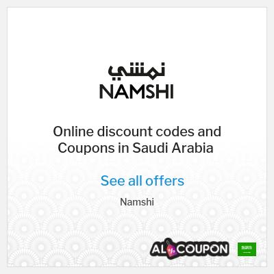 Save more with Namshi coupon codes