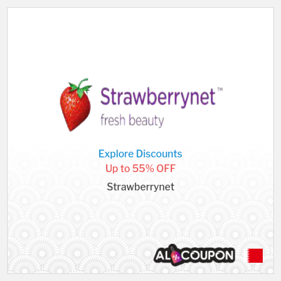 Strawberrynet promo code | Up to 55% including selected items