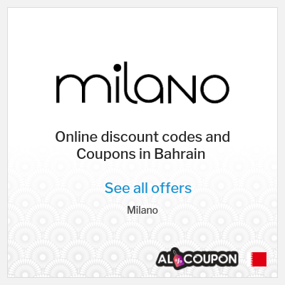 Perks of Shopping Online at Milano Bahrain: