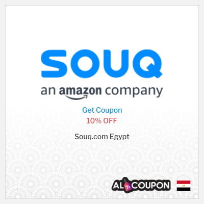Souq Coupon Codes, Discounts & Deals in Egypt