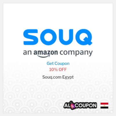 Souq Coupon Codes, Discounts & Deals in Egypt
