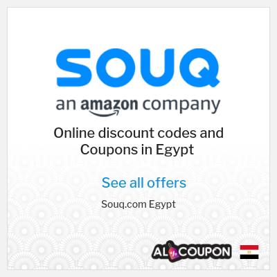 Souq.com Egypt Tips from AlCoupon