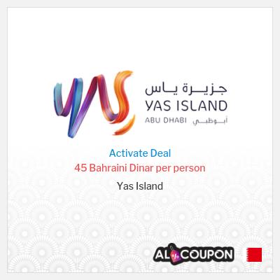 Yas Island coupon code 2021   Kids go FREE