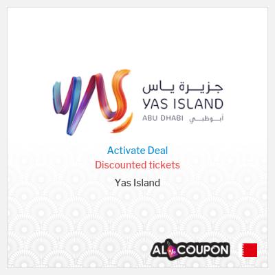 Yas Island discount code 2021 | Great Yas Island offers