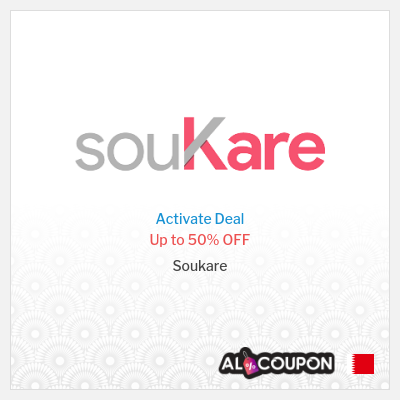 Soukare coupon code Bahrain   Up to 50% off
