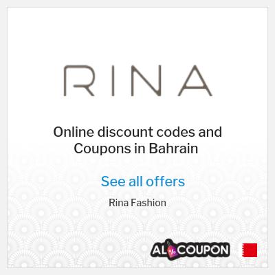 Advantages of shopping at Rina Fashion Bahrain online store