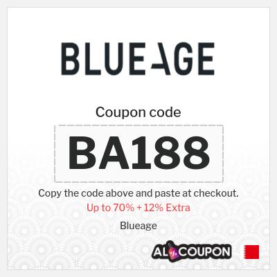 Blueage online Bahrain | Latest Blueage discount codes