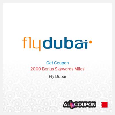Flydubai offers Bahrain | Earn Bonus Emirates Skywards Miles