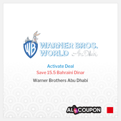 Warner Brothers discount code 2021 | Free entry tickets for kids