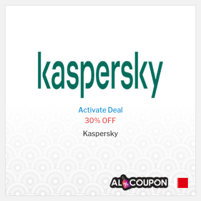 Kaspersky coupon code Bahrain | 30% instant discount