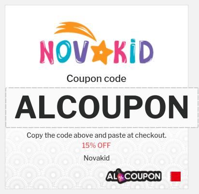 Novakid online Bahrain   Top Novakid promo codes