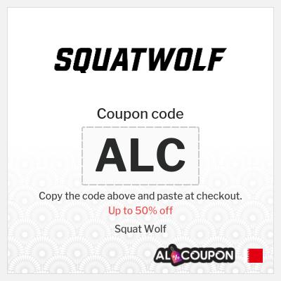 Squatwolf coupon code 2021   10% Squat Wolf voucher codes