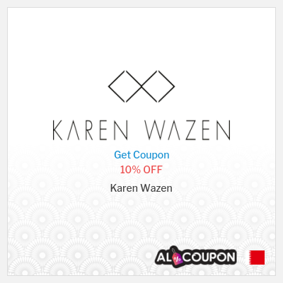 By Karen Wazen promo code 2021 | 10% OFF on all products