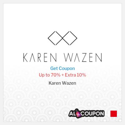 By Karen Wazen sale 2021   By Karen Wazen discount code