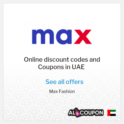 Main Features of Max Fashion