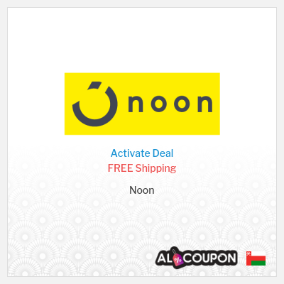 Noon Oman store's Coupons and Promo Codes