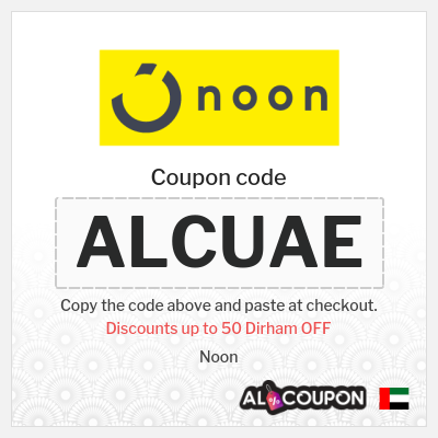 Noon UAE store's Coupons and Promo Codes