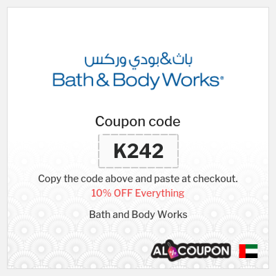 Bath and Body works coupon codes UAE, discounts & sales
