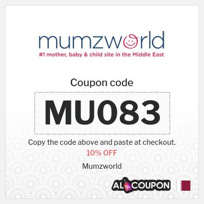 Mumzworld Coupon Code Qatar | 10% OFF EVERYTHING