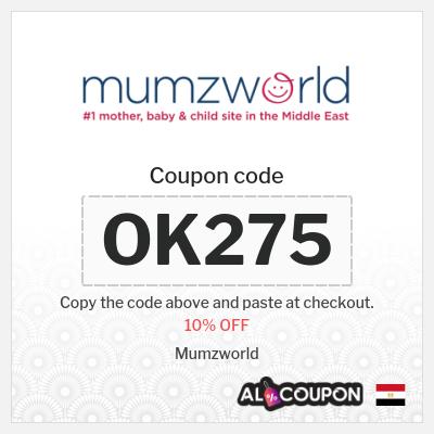 Mumzworld Coupon Code Egypt   10% OFF EVERYTHING