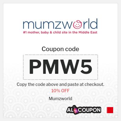 Mumzworld Coupon Code Bahrain | 10% OFF EVERYTHING