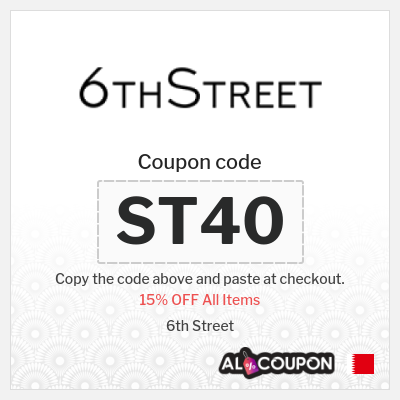 6th Street coupon code 2020   15% off SITEWIDE