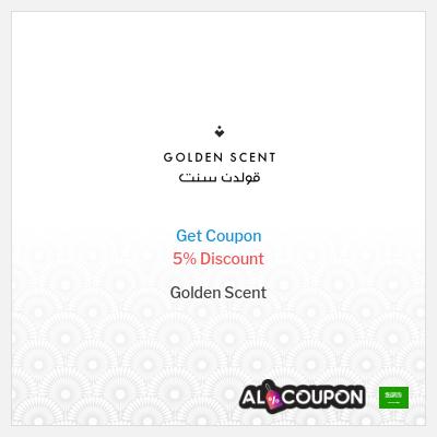 Golden Scent coupon code Saudi Arabia | 5% OFF Sitewide