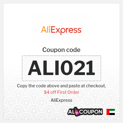 Aliexpress Promo Code 2020 | $4 off your first purchase