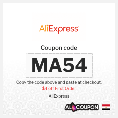 Aliexpress Promo Code 2021 | $4 off your first purchase