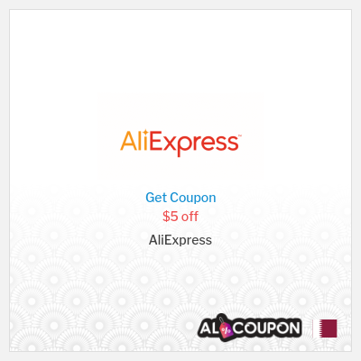 Aliexpress Promo Code 2021 | $5 off your first purchase