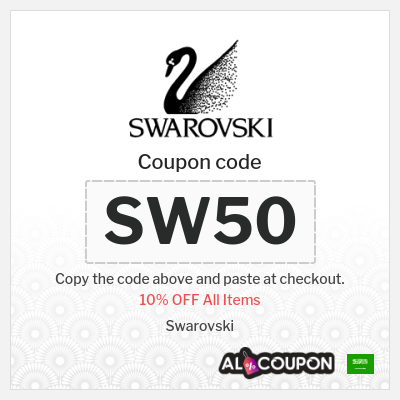 Swarovski Saudi Arabia | Best Swarovski Discount Codes & Sales