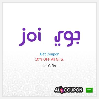 Joi Gifts Saudi Arabia  - Joi Promo Codes & Coupons