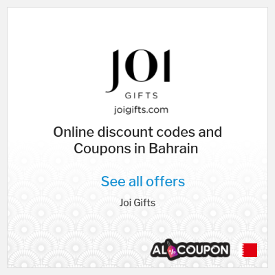 Most important features of Joi Online Gifts Shop