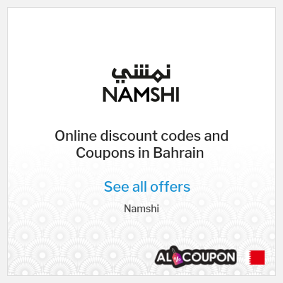 Namshi Discount Codes valid through May | Namshi Sale up to 50% off