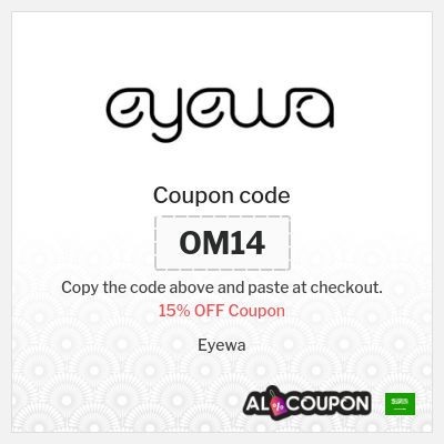 15% OFF Eyewa Discount Code | Offers & Coupons valid in 2020
