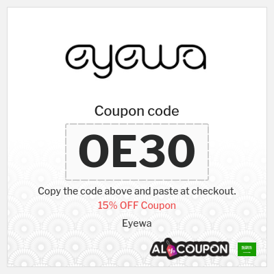 15% OFF Eyewa Discount Code | Offers & Coupons valid in 2021