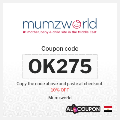 Mumzworld Egypt's Coupons and Discount Codes