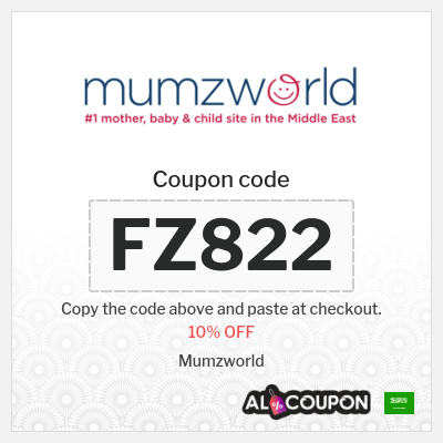 Mumzworld Saudi Arabia's Coupons and Discount Codes