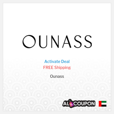 Activate the Ounass Free Shipping Offer to UAE