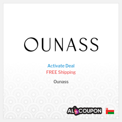 Activate the Ounass Free Shipping Offer to Oman