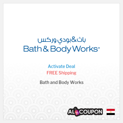 Free Shipping Offer from Bath & Body Works Egypt