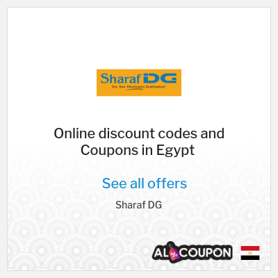 Sharaf DG Offers Egypt | Online promotions & Coupons