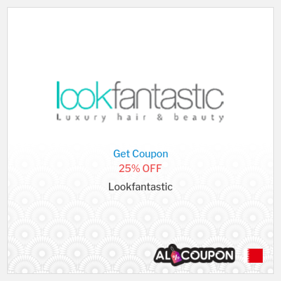 Look fantastic Bahrain Offers | Discount Codes & Coupons