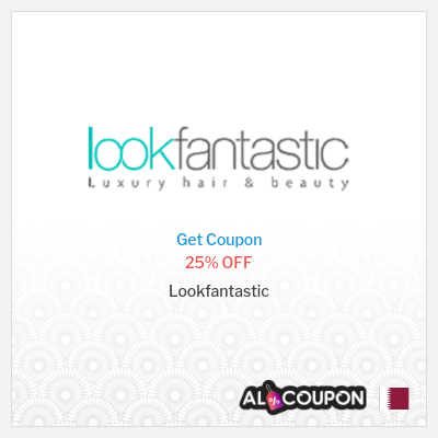 Look fantastic Qatar Offers | Discount Codes & Coupons